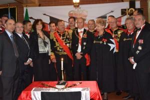Cerimonia Cavalieri di Malta 27.06.2014 Constanta